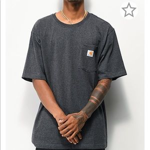 Carhartt men's relaxed pocket fit tee vintage